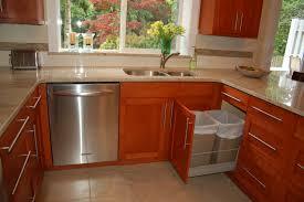 kitchen bin ideas ideas for better storage in the kitchen construction inc