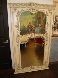 home interior mirrors interior vintage trumeau mirror for home interiors nadabike