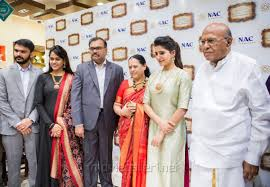 picture 1232947 actress samantha inaugurates nac jewellers