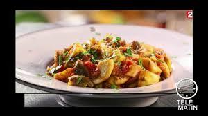 tele matin 2 fr cuisine gourmand chignons à la grecque 2 19 10 2017