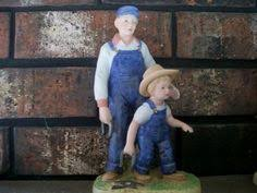 denim days home interior denim days playtime porcelain figurine 8827 by kenakreations