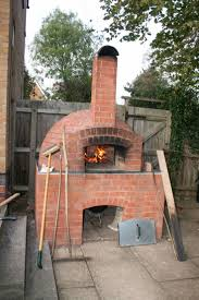how to build a pizza oven pizza ovens custom chicago brick oven