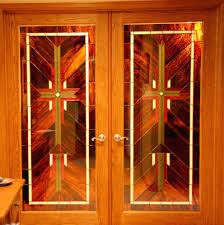stained glass internal doors stained glass windows stained glass custom art glass