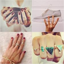 finger rings fashion images How to style your rings like a pro popsugar fashion australia jpg