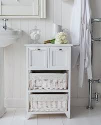 White Freestanding Bathroom Storage Free Standing Bathroom Storage White Bathroom Furniture