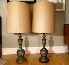 furniture mission style lamps mid century stiffel lamps table