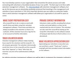 volunteer recruitment u0026 engagement 101 part 2 of 2 free ebook