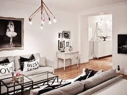 retro apartment decor home design