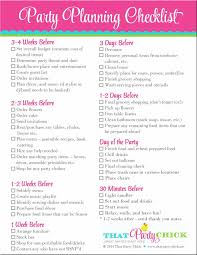 the 25 best party planning checklist ideas on pinterest party