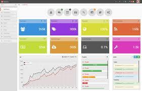 bootstrap design 46 free premium bootstrap admin templates web graphic design