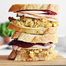 thanksgiving panini the chic site