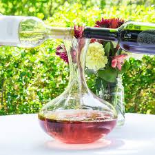 Personalized Flower Vases Personalized Wedding Wine Unity Ceremony Set