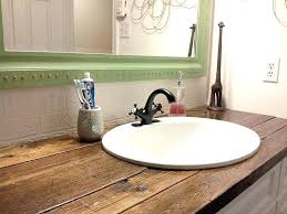 How To Install Bathroom Vanity Top Bathroom Vanity Top Replacement Bth Vnity Replce Bthroom