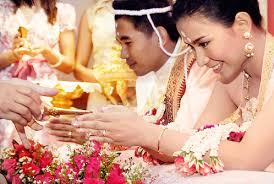 mariage traditionnel le mariage traditionnel thaïlandais vivre en thaïlande