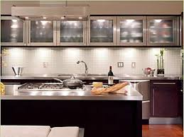 Stainless Steel Kitchen Countertops Designs Ideas And Decors - Stainless steel backsplash reviews