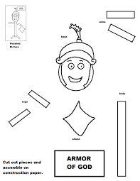 armor of god lesson for kids