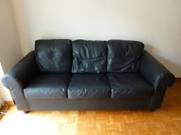 ikea black leather sofa excellent black leather sofa archives rjf furnishings with regard