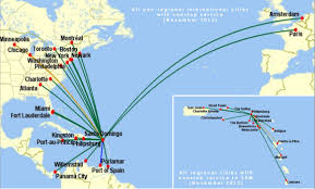 New York Airport Map by Transportation U2013 Luxury Caribbean Hotel Development Opportunity