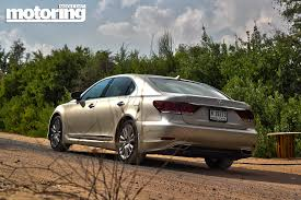 lexus dubai uae 2013 lexus ls 460l review motoring middle east car news