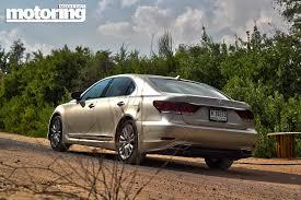 lexus distributor uae 2013 lexus ls 460l review motoring middle east car news