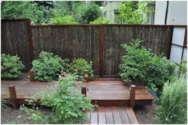 backyards amazing image of easy backyard fence ideas 8