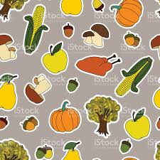 background for thanksgiving happy thanksgiving day background design with holiday sticker