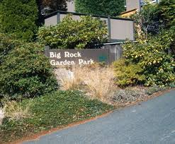 Big Rock Garden Big Rock Garden Park In Bellingham Wa