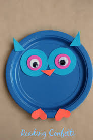an easy paper plate owl craft fall festival pinterest owl