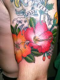 hawaiian hibiscus meaning hibiscus flower tattoos designs