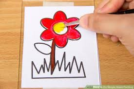 how to do simple glass painting 5 steps with pictures wikihow