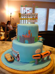 the wright report disneyland cake fancy cakes pinterest