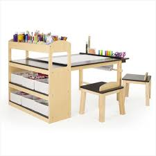 guidecraft childrens table and chairs kids art desk and chair searching for guidecraft deluxe center