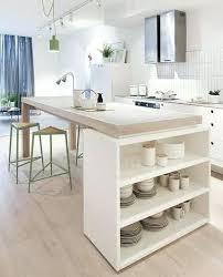 comment construire un ilot central de cuisine ilot central de cuisine pas cher diy dacco un ilot de cuisine a