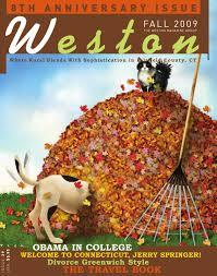lexus of westport service coupons weston magazine fall 2009 by weston magazine group issuu