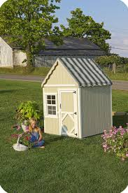 backyard playhouses kits home outdoor decoration