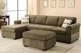 sofa beds design remarkable modern olive green sectional sofa