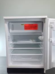 fisher scientific 3750fs refrigerator un used