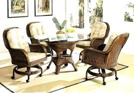 rolling dining room chairs tremendeous rolling dining room chairs exotic chair caster and