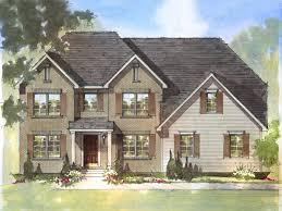 Custom Home Builders Floor Plans Schumacher Homes House Plan Detail Dearborn A Ben Approved