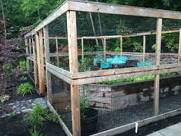 Deer Proof Fence For Vegetable Garden Garden Deer Fence The Best Deer 2017