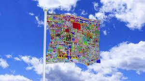 A Place Gif Reddit R Place Flag Find Make Gfycat Gifs