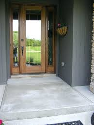 Small Patio Flooring Ideas by Concrete Paint Colors To Protect And Decorate In Homes Masonry