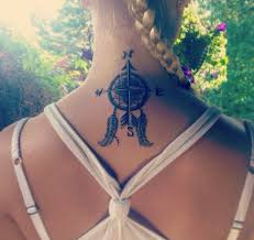 50 most beautiful neck tattoos for men and women 2018 page 2
