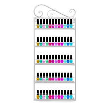 44 best nail polish rack images on pinterest nail polishes