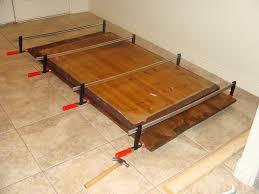 How To Build A Farmhouse Table Diy Farmhouse Table Inside The Robin U0027s Nest