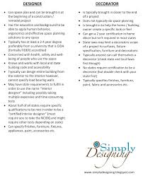 What Is The Difference Between Architecture And Interior Design Interior Designer Vs Decorator Bestcameronhighlandsapartment Com