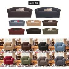 furniture u0026 sofa sure fit sofa covers oversized chair slipcover