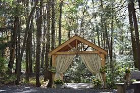 Outdoor Wedding Venues Pa Tall Timber Barn Venue Canadensis Pa Weddingwire