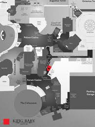 mgm grand las vegas floor plan celebrity designer fashion jewelry store king baby studio