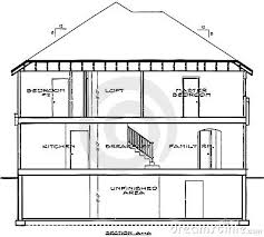 blueprint houses picture of a blueprint for a house house and home design